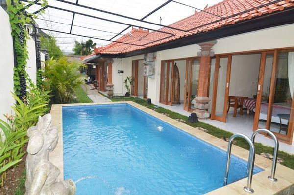 Villa Sonny - Study in Bali