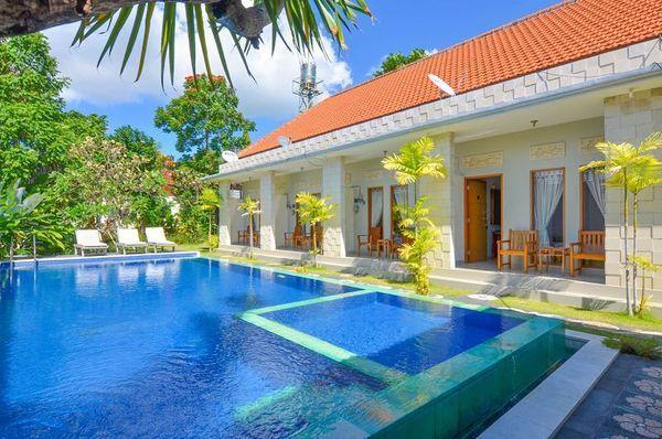 Studenten Villa Bali